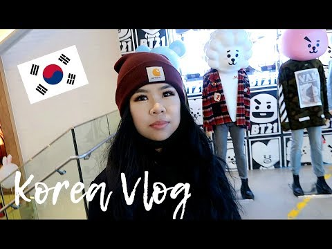 FIRST TIME IN SEOUL!【KOREA VLOG】
