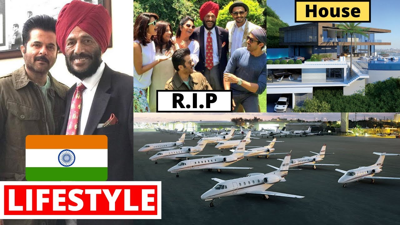 R.I.P. Milkha Singh Lifestyle 2021, Race, Biography, Income, Family, House, Cars, Movie & Net Worth