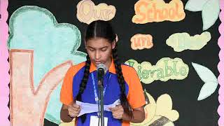 Dhannu 9th Scholar Assembly Activity SDS School 14 11 18 mpeg4