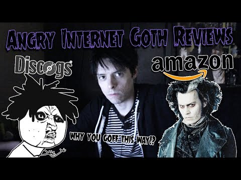 Angry Internet Goth Reviews - GothCast