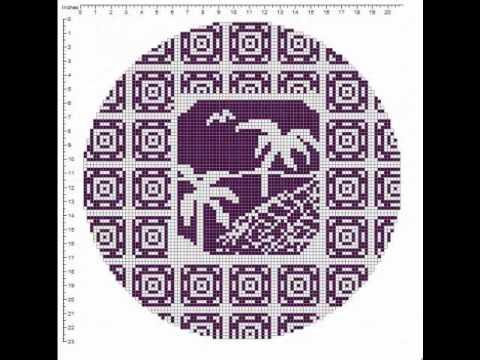 Free Printable Crochet Patterns Youtube