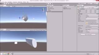 Programmazione Videogiochi con Unity 3D - Video Demo