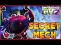 SECRET UNRELEASED MECH | Plants vs Zombies Garden Warfare 2
