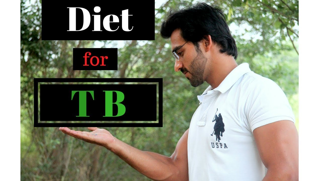 Diet for Patients with Tuberculosis