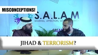 Reclaim Your Faith - JIHAD & TERRORISM (with Mohammed Hijab & Sh M Tarawneh)