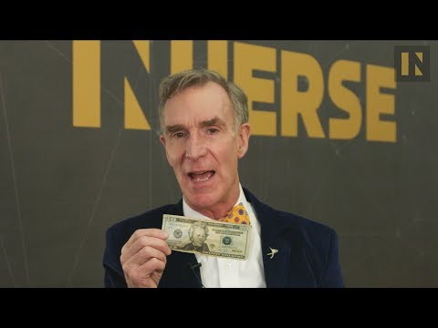 Bill Nye Predicts the Future of Money, Privacy, Jeans, Driving, and VR