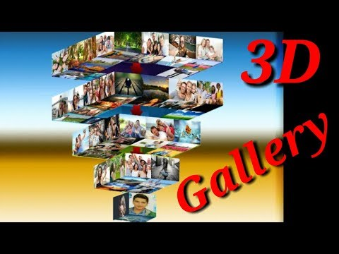 3D Gallery App | Android Mobail Best Gallery App 3D Mode