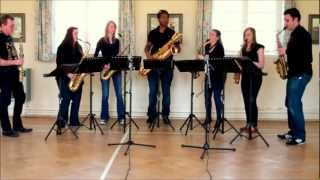Rain Dance – for Saxophone Ensemble
