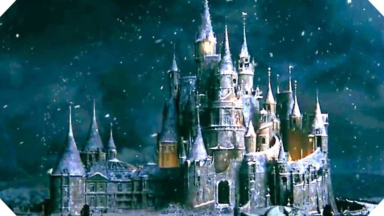 """Disney's BEAUTY AND THE BEAST - """"Table Read"""" Featurette ... Beauty And The Beast Castle"""