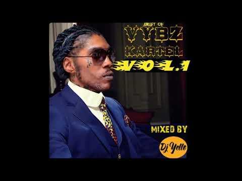 Best of Vybz Kartel Mix By Dj Yello