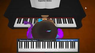Happy Now - Zedd (ROBLOX piano) (Sheets in Description)