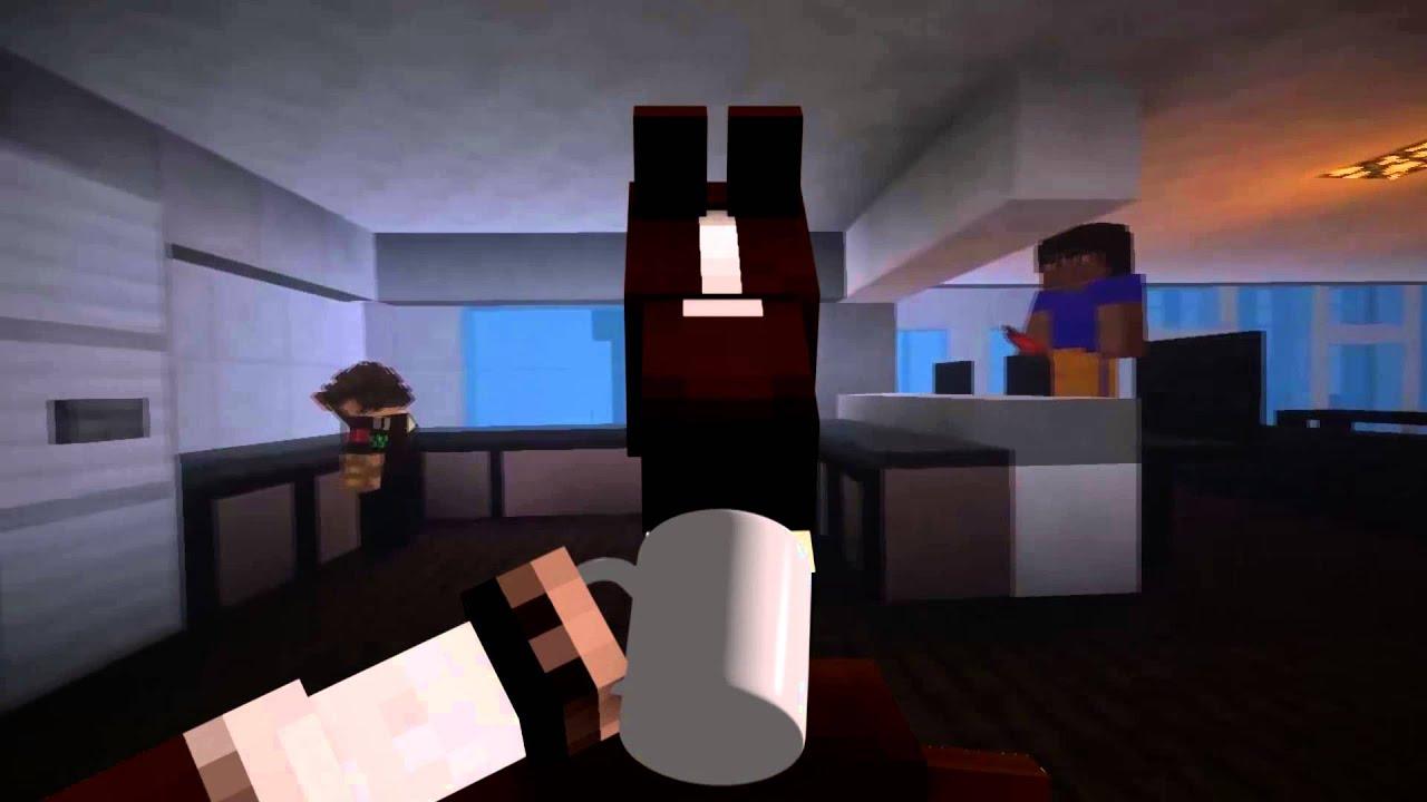 Bojack Horseman Opening Credits Theme Song Minecraft