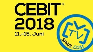Hello CeBit 2018 - Stay tuned for NAS, DAS, Thunderbolt, HDD, SSD and more