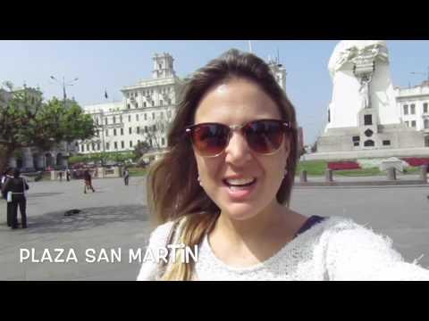 Diario de Viaje a Perú y Bolivia: Capitulo 1 LIMA