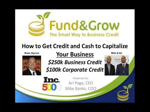 Fund & Grow | Brian Olynick