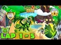 Dragon City Yggdrasil Dragon Heroic Race LAP 1 5 COMPLETED mp3