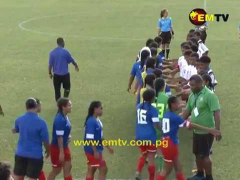 Polynesian Thriller Follows Valiant Debut in U-16 Championship