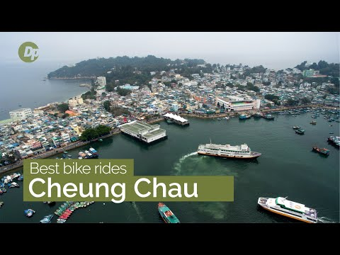 Around an Island – Cheung Chau