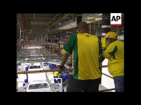 GM workers strike at crucial Chevrolet SUV plant