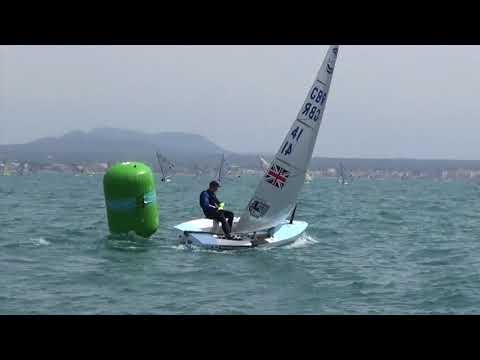 Finn Class at Trofeo Princesa Sofia Iberostar - Day 1