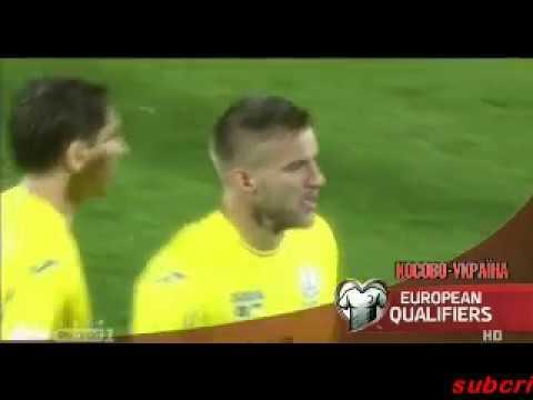 Download Kosovo 0 vs  2 Ukraine full match video higlight 07/10/2017