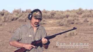 """Elephant Gun Knocks Professional Shooter Over"" - with Ron Spomer"