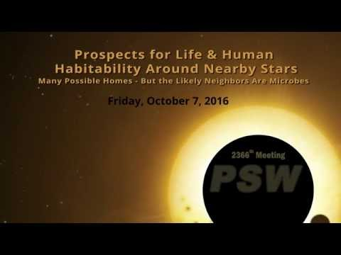 PSW 2366 Prospects for Life | Carey Lisse