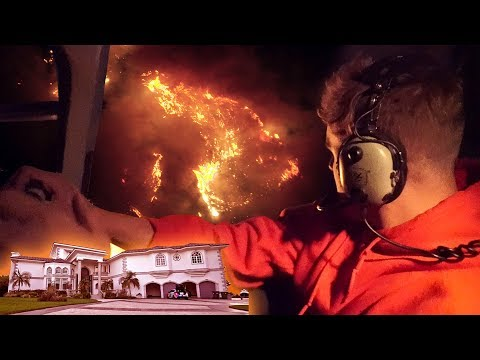Download Youtube: We Might Lose The Team 10 Mansion... {California Fires}