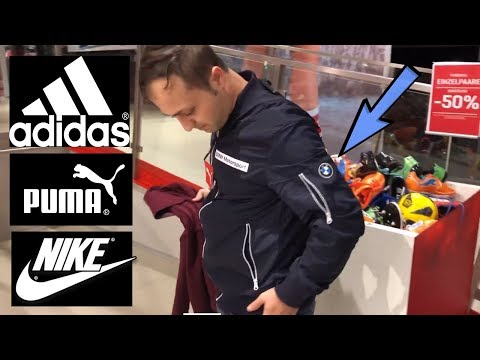 Adidas Puma Spor