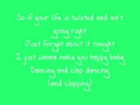 Akon - Clap Again (Lyrics)