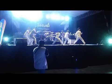 Capoeira Unika at  Soerats 2017