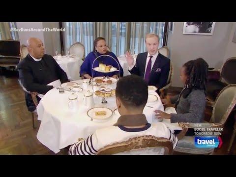 Rev Runs Around the World - Etiquette lesson with William Hanson