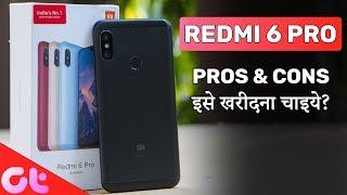 Xiaomi Redmi 6 Pro PROS & CONS Review: Should You Buy?