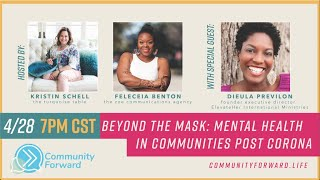 Beyond the Mask: Mental Health in Post Corona Communities
