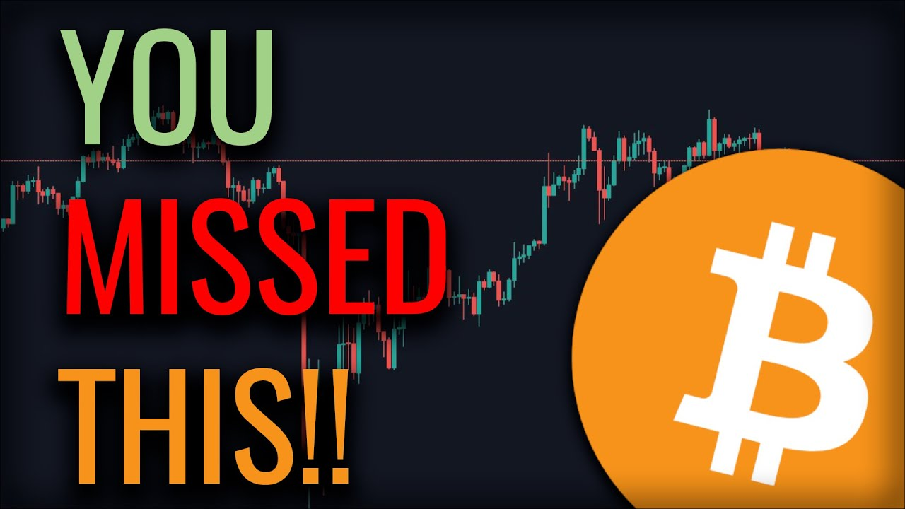 BREAKOUT ON BITCOIN WITHIN 24 HOURS??? - INVISIBLE RESISTANCE LEVEL FOUND!!