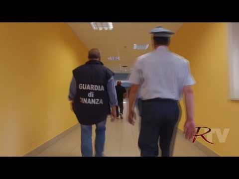 Servizio Guardia di Finanza Ospedale di Ribera