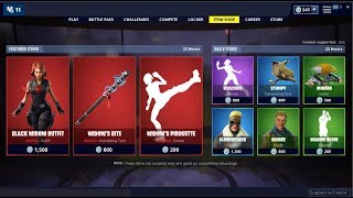 Cloudbreaker Skin & Vivacious Emote Back! Fortnite Item Shop April 26, 2019