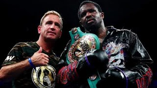 MEGA BLAST on whyte v parker FARCICAL £20 PPV  YORK HALL show 001