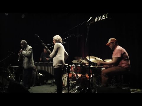 Roscoe Mitchell / Warren Smith / Karen Borca / Kresten Osgood @ Jazzhouse (25th of October, 2016)