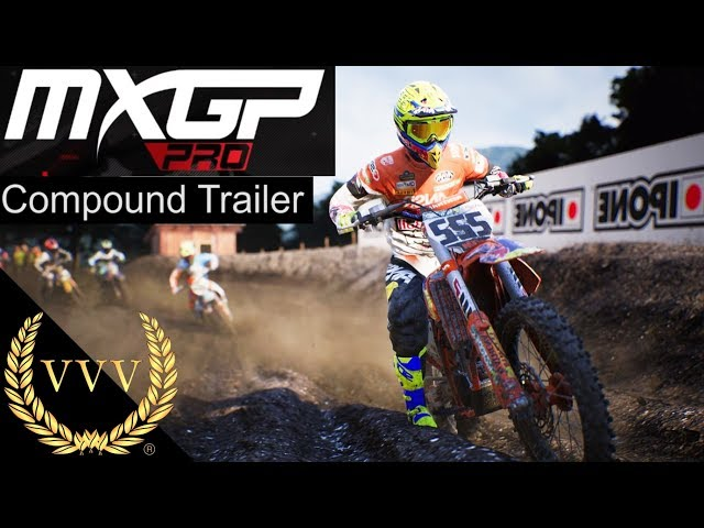 MXGP Pro | Compound Trailer