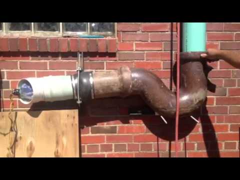 Pipe lining St. Louis Pipe Sleeve Trench-less Sewer Repair
