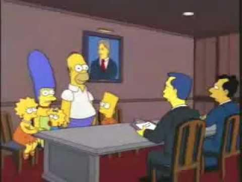 Los Simpsons  Homero Thompson (Latino)mp4