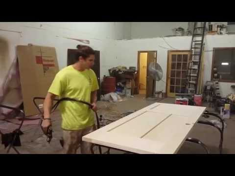 how-to-stain-a-wood-door:-easy-diy-project