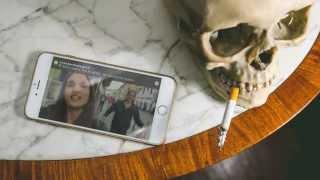 Cranio Randagio - 05 - A Selfish Selfie (Prod. by Chabani) (LYRICS VIDEO)