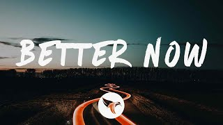 Man Cub - Better Now (Lyrics) Caslow Remix, feat. JEN