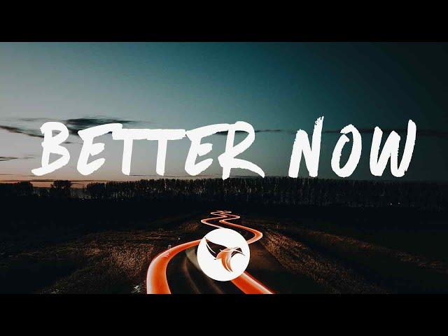 Man Cub - Better Now (Lyrics) Caslow Remix, feat. JEN
