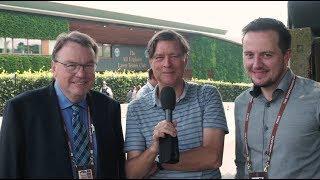 Roundabout Wimbledon: Tom Tebbutt Chats With Barry Flatman And Stuart Fraser