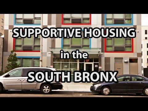 The South Bronx is Back --  Supportive Housing at 3361 Third Ave