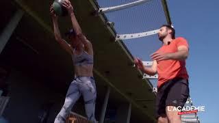 Muscle ton Swing Laurène : développer la puissance