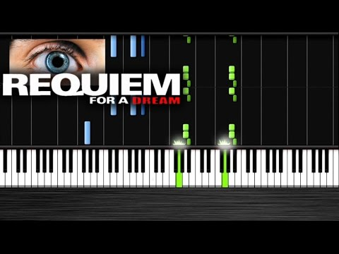 requiem for a dream piano mp3 download